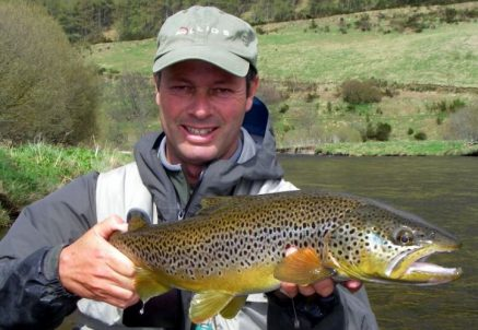 Wild Brown Trout Fishing Course with Paul Procter – River Don, Aberdeenshire