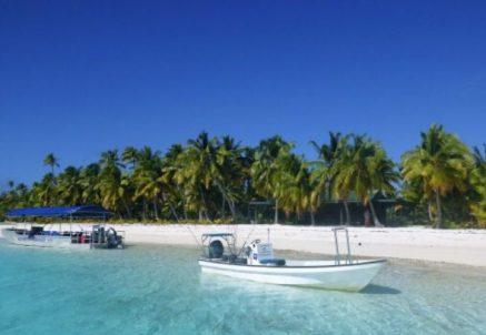 Flyfishing Aitutaki, Cook Islands Client report