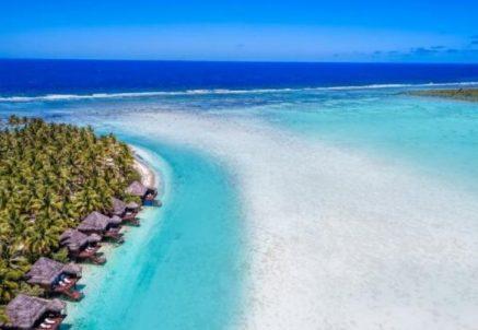 Fly fishing Aitutaki, Cook Islands client trip report