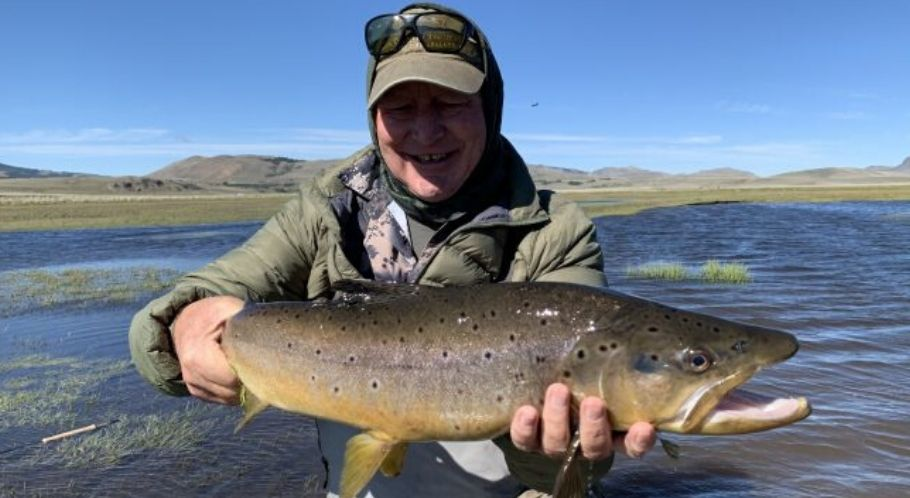 Flyfishing Patagonian Chile – Client trip report
