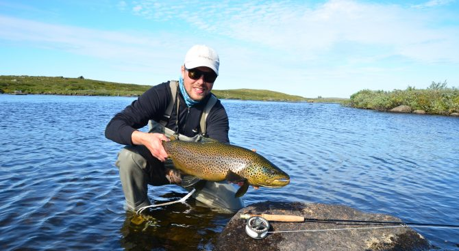 Varzina River – Trout Camp