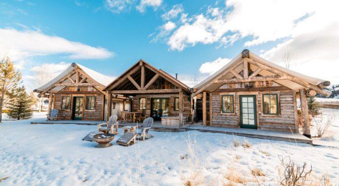 The Ranch at Rock Creek, Montana