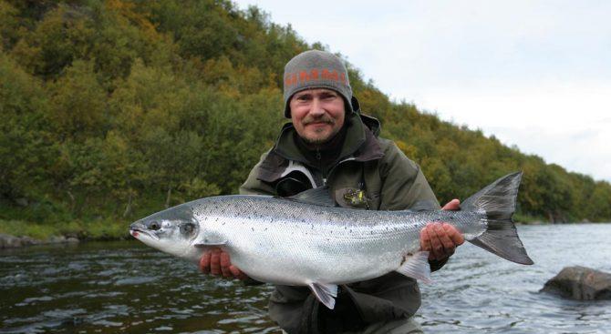 Varzina River – Salmon Camp
