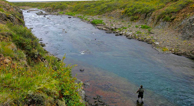 Langa River