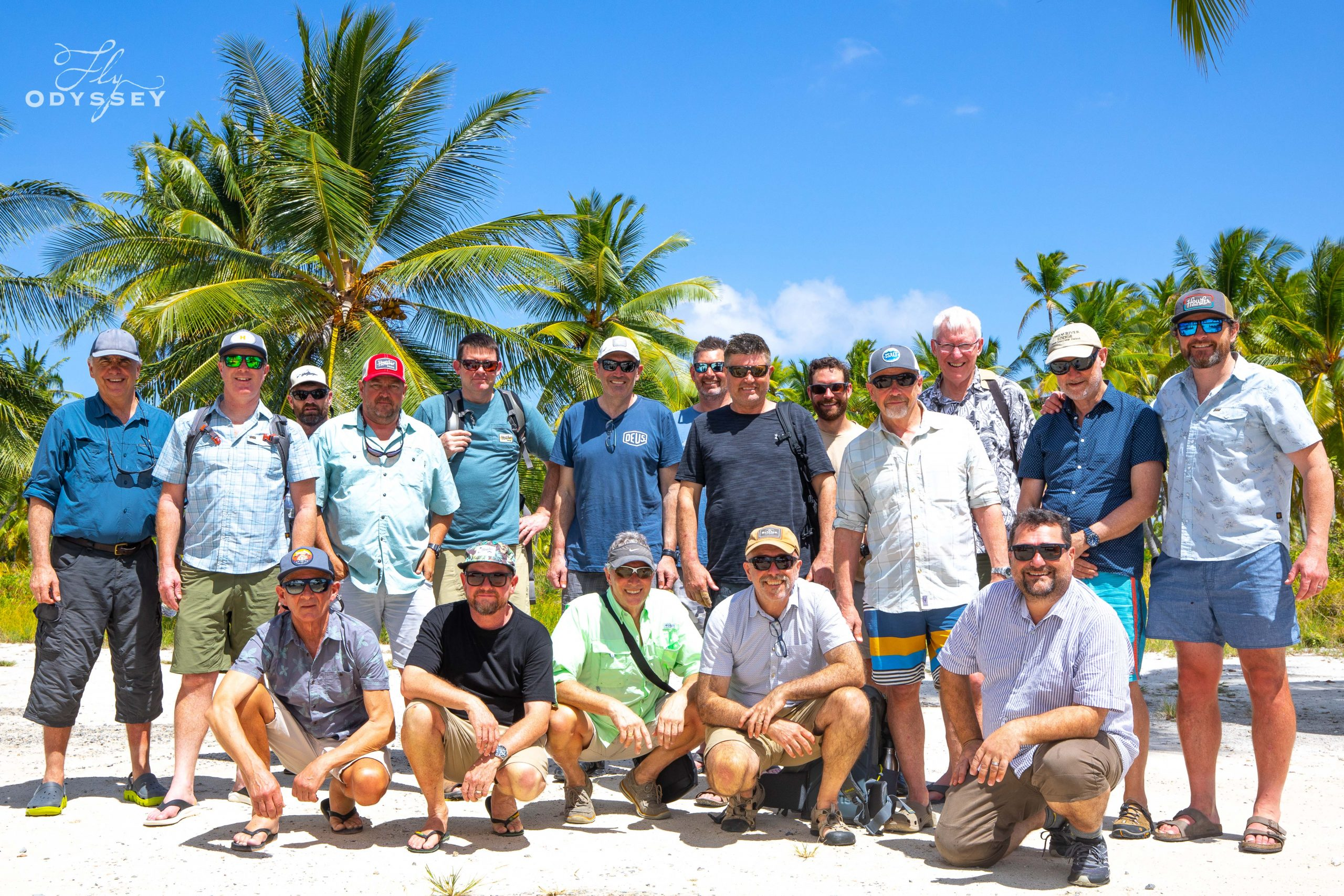 Christmas Island Hosted Trip Report – Sam Pankurst reports from the Pacific Ocean