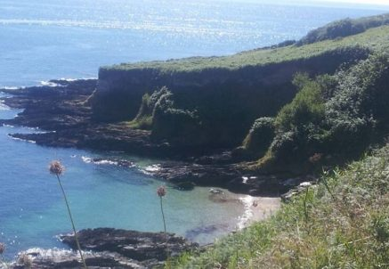 Ladies day fly fishing tuition in St Mawes, Cornwall with Gilly Bate