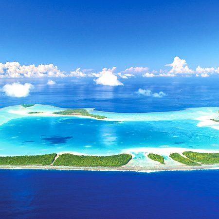 Tahiti - The Brando, Tetiaroa