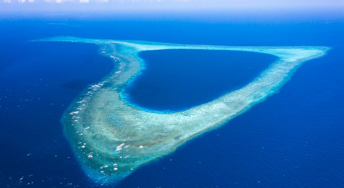 The Forgotten Atolls - Coral Sea